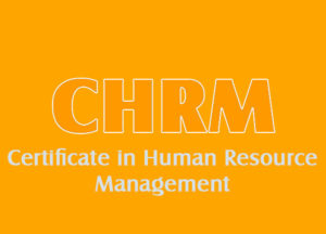 Chrm Certification