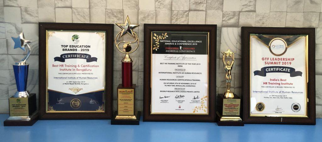 iihr-awards-recognitions