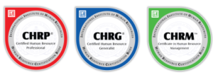 Hr Certificationl Badges