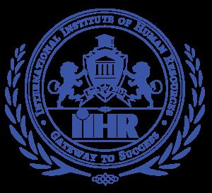 Iihr Logo Blue